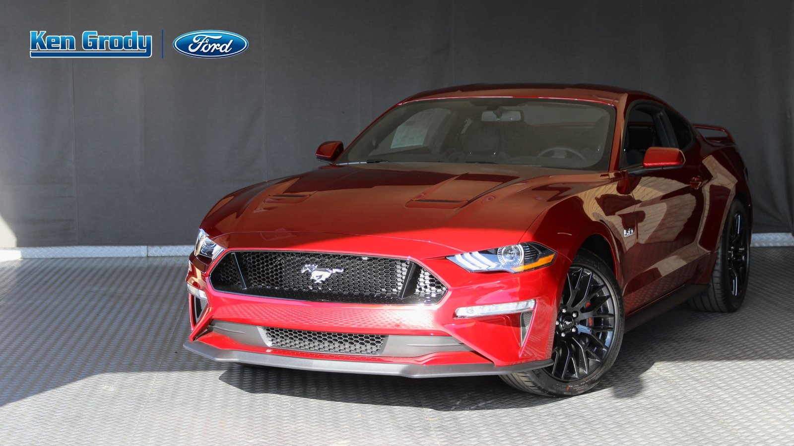 New 2019 Ford Mustang Gt Rwd 2dr Car