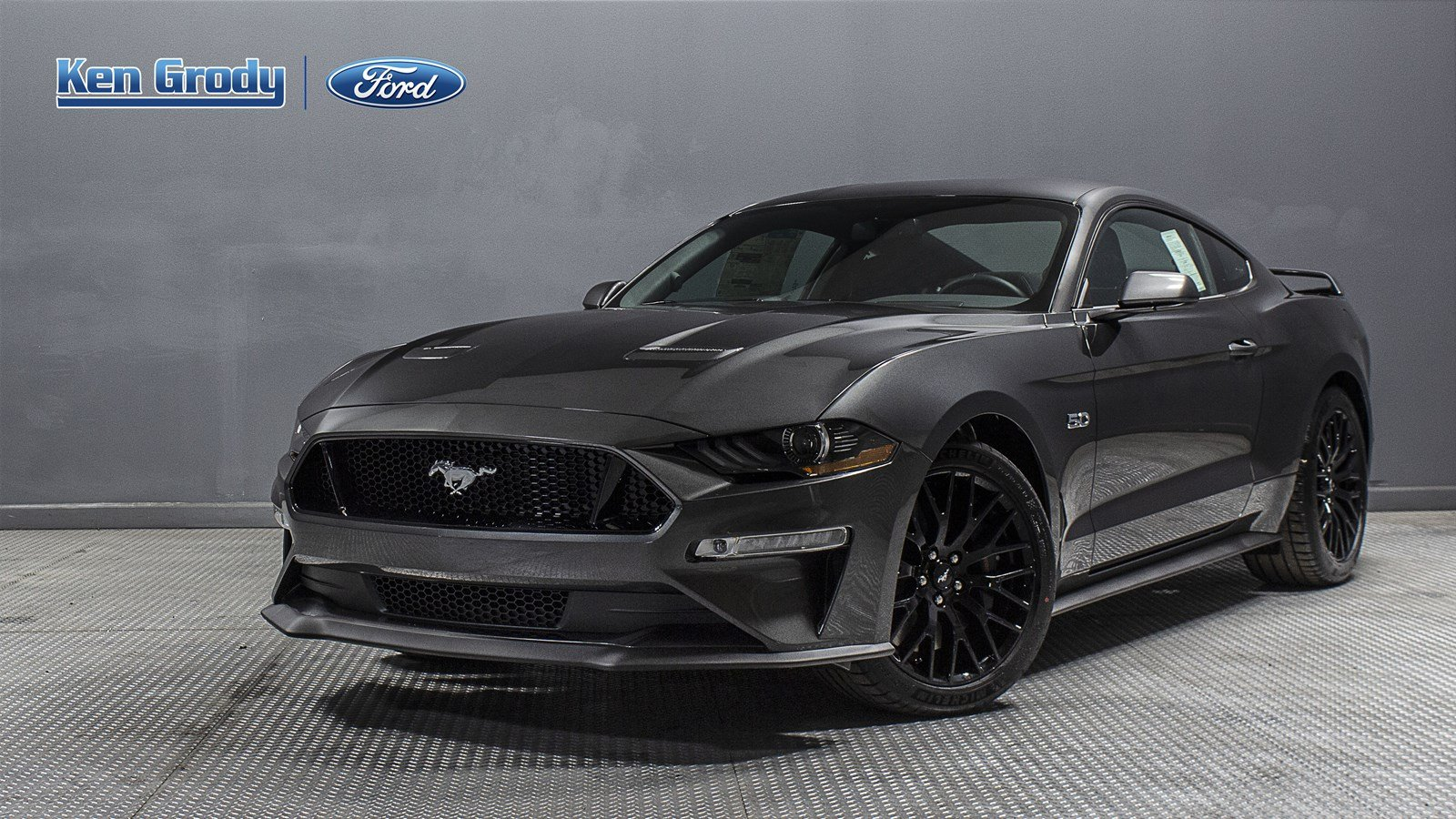 New 2020 Ford Mustang Coupe