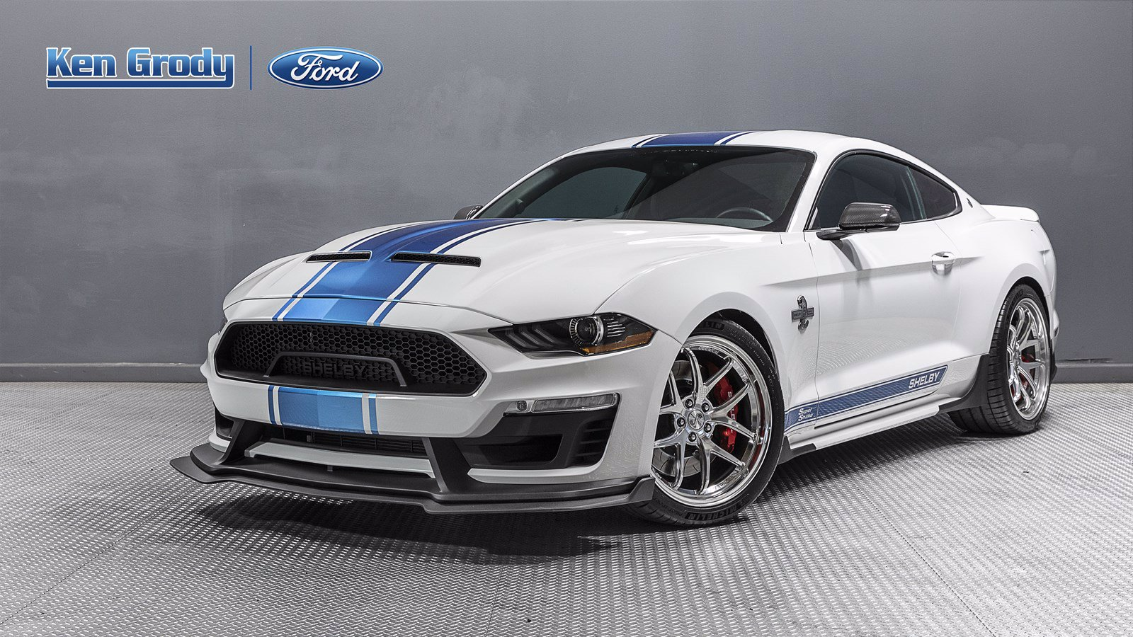 New 2019 Ford Mustang SHELBY SUPER SNAKE