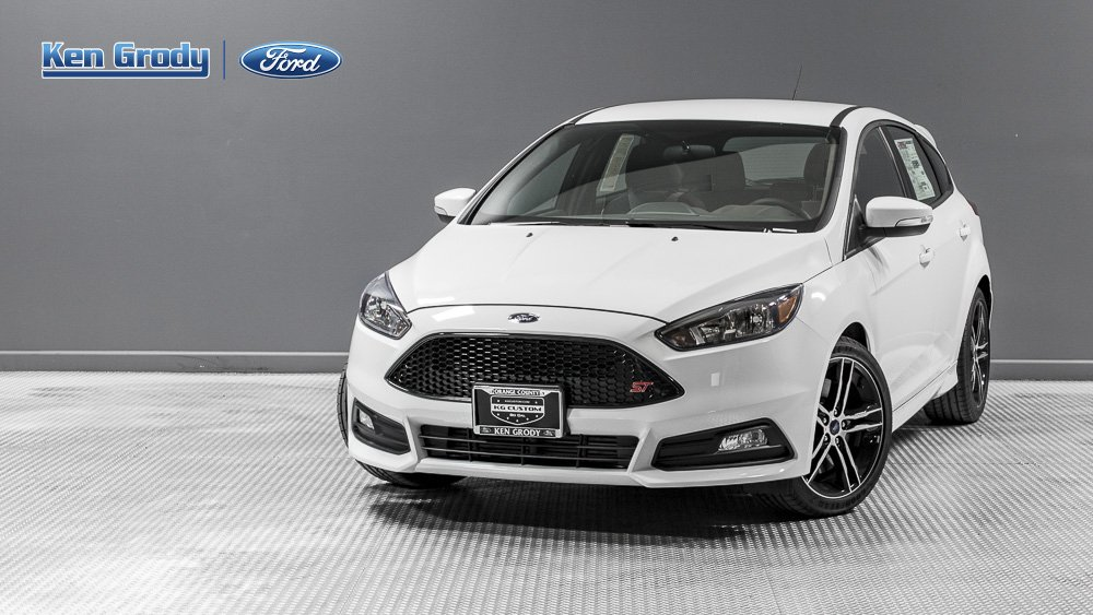 New 2018 Ford Focus ST Hatchback in Buena Park #91513 ...