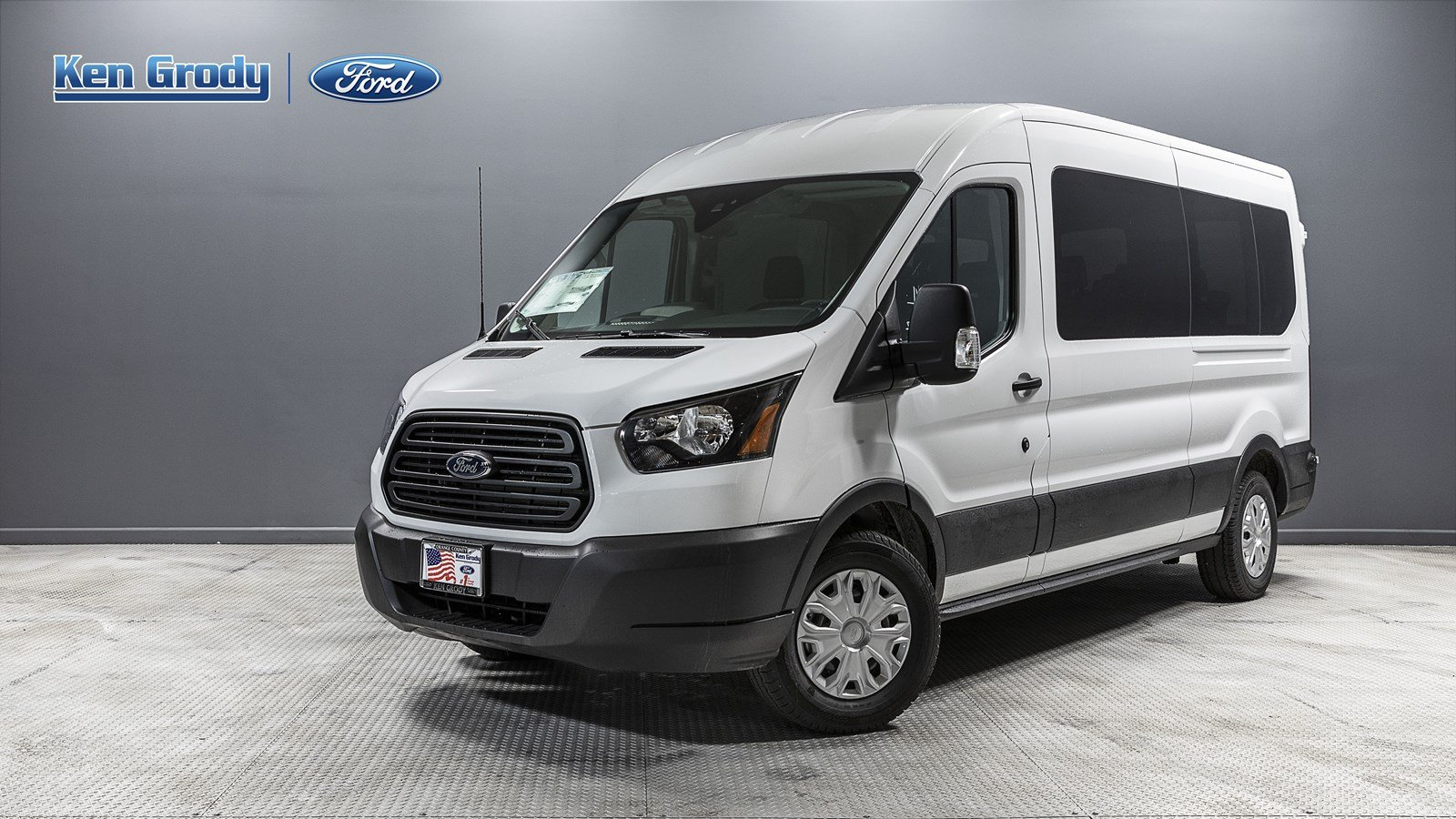 ad6b83ac90916b New 2019 Ford Transit Passenger Wagon XL Full-size Passenger Van in ...