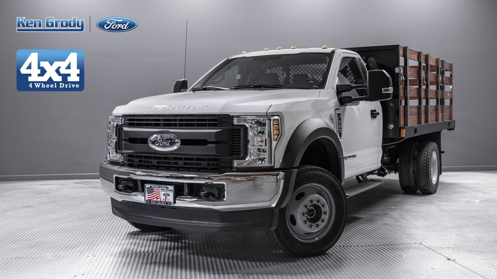 new 2018 ford super duty f 550 drw xl regular cab chassis cab in