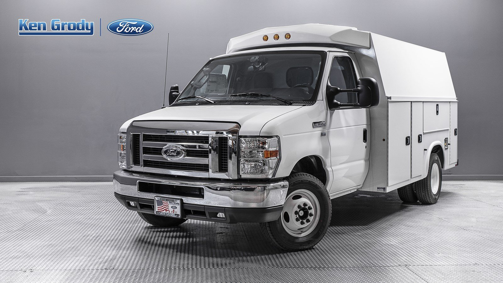 New 2018 ford e series cutaway