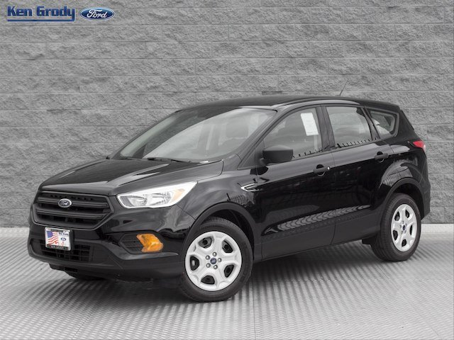 New 2017 Ford Escape S Sport Utility in Buena Park 84222  Ken