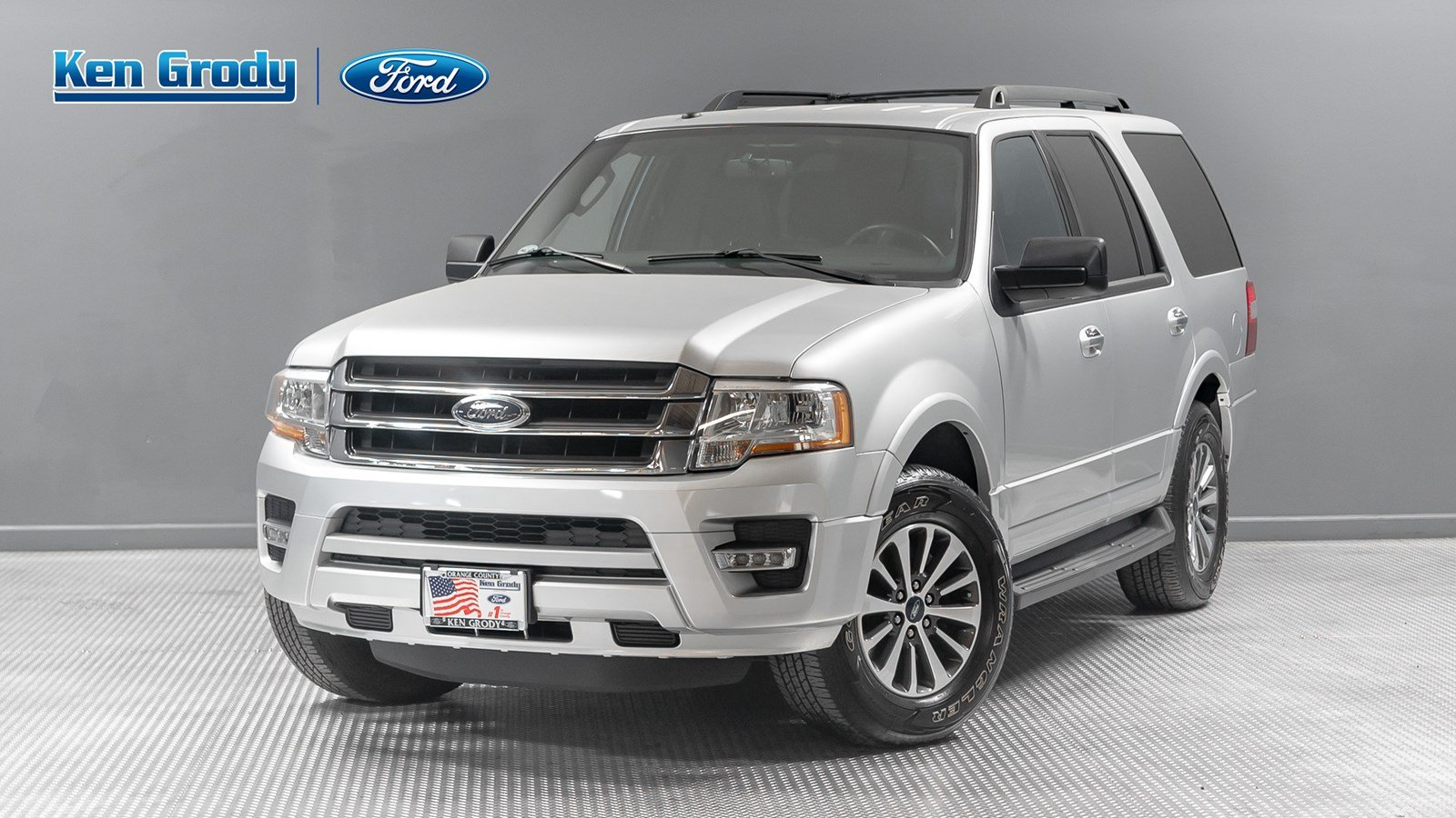 Certified Pre Owned 2017 Ford Expedition Xlt