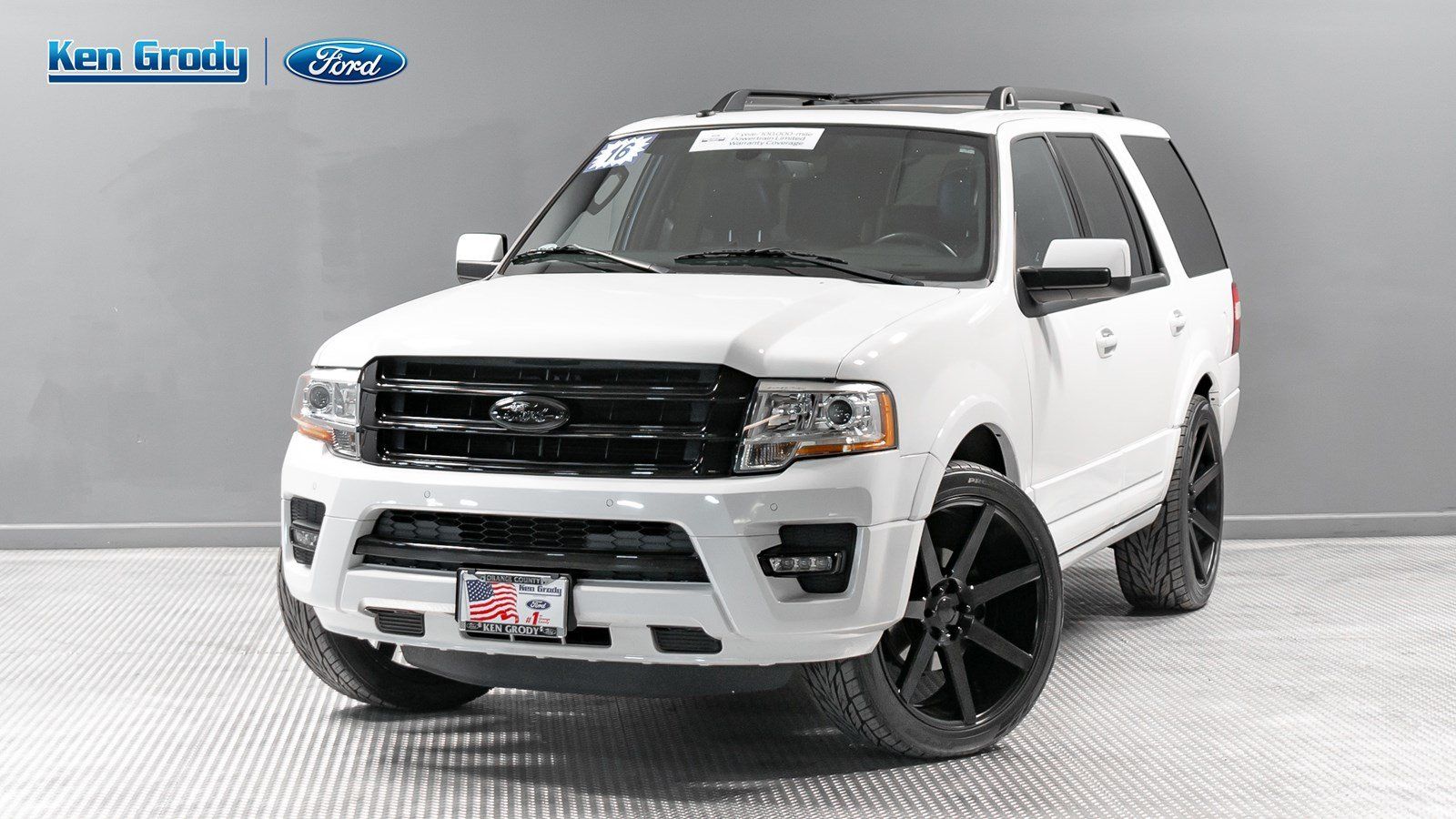 Certified Pre-Owned 2016 Ford Expedition Limited