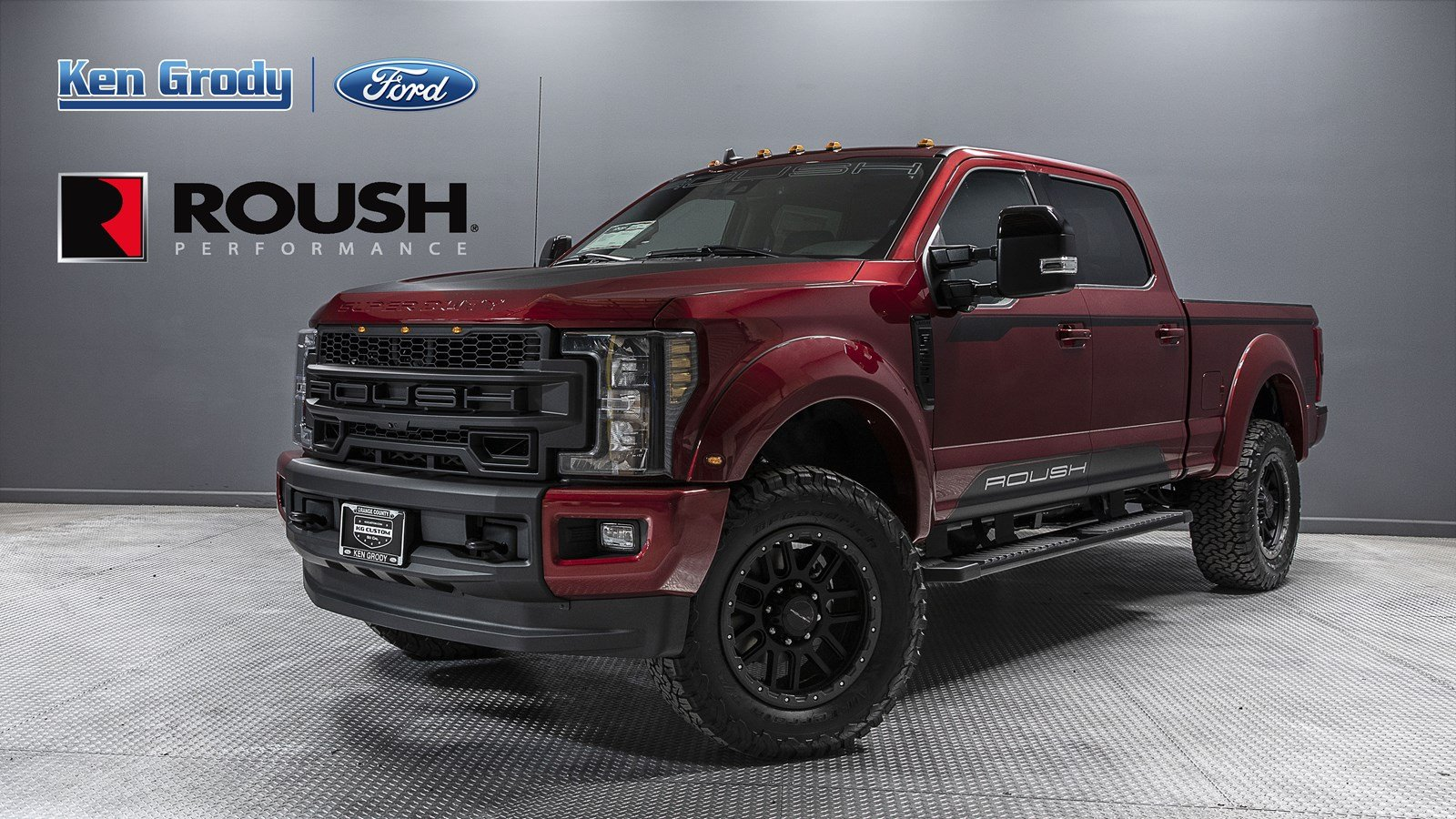 New 2019 Ford Super Duty F-250 SRW LARIAT ROUSH