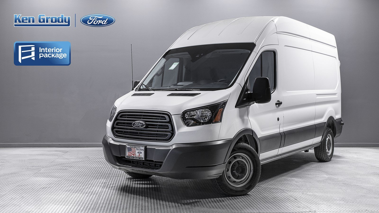 New 2018 Ford Transit Van Cargo