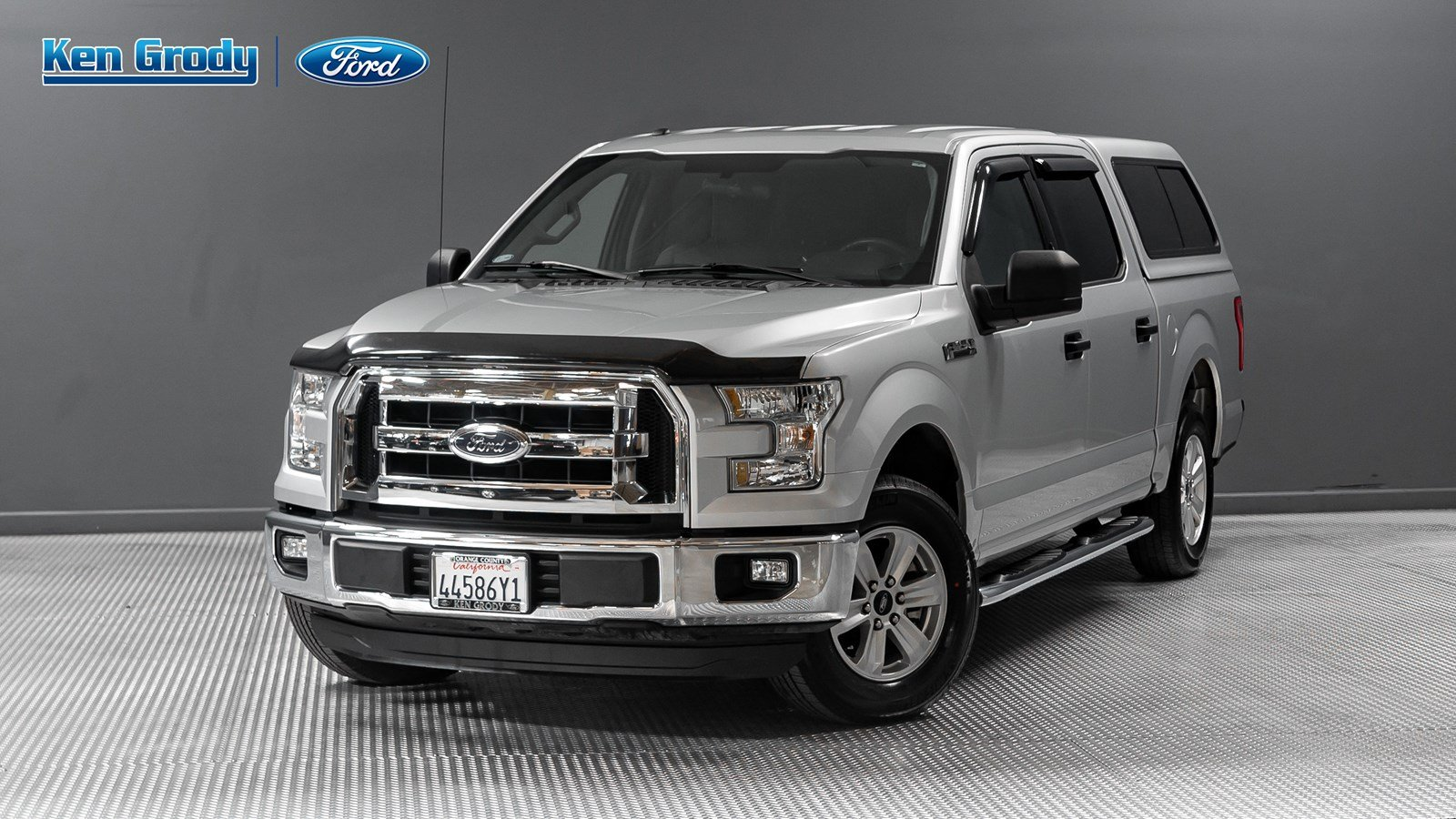 Certified pre owned 2016 ford f 150 xlt