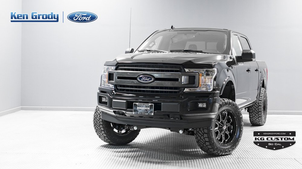 New  Ford F  Kg Custom