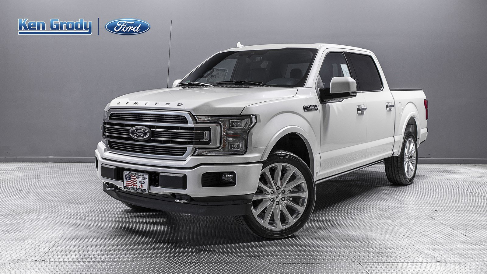 New 2018 ford f 150 limited