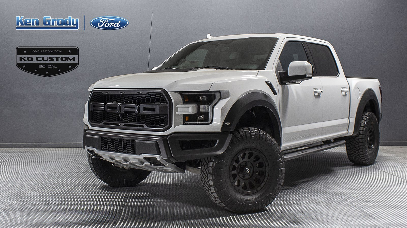 New 2019 Ford F 150 Raptor With Navigation 4wd