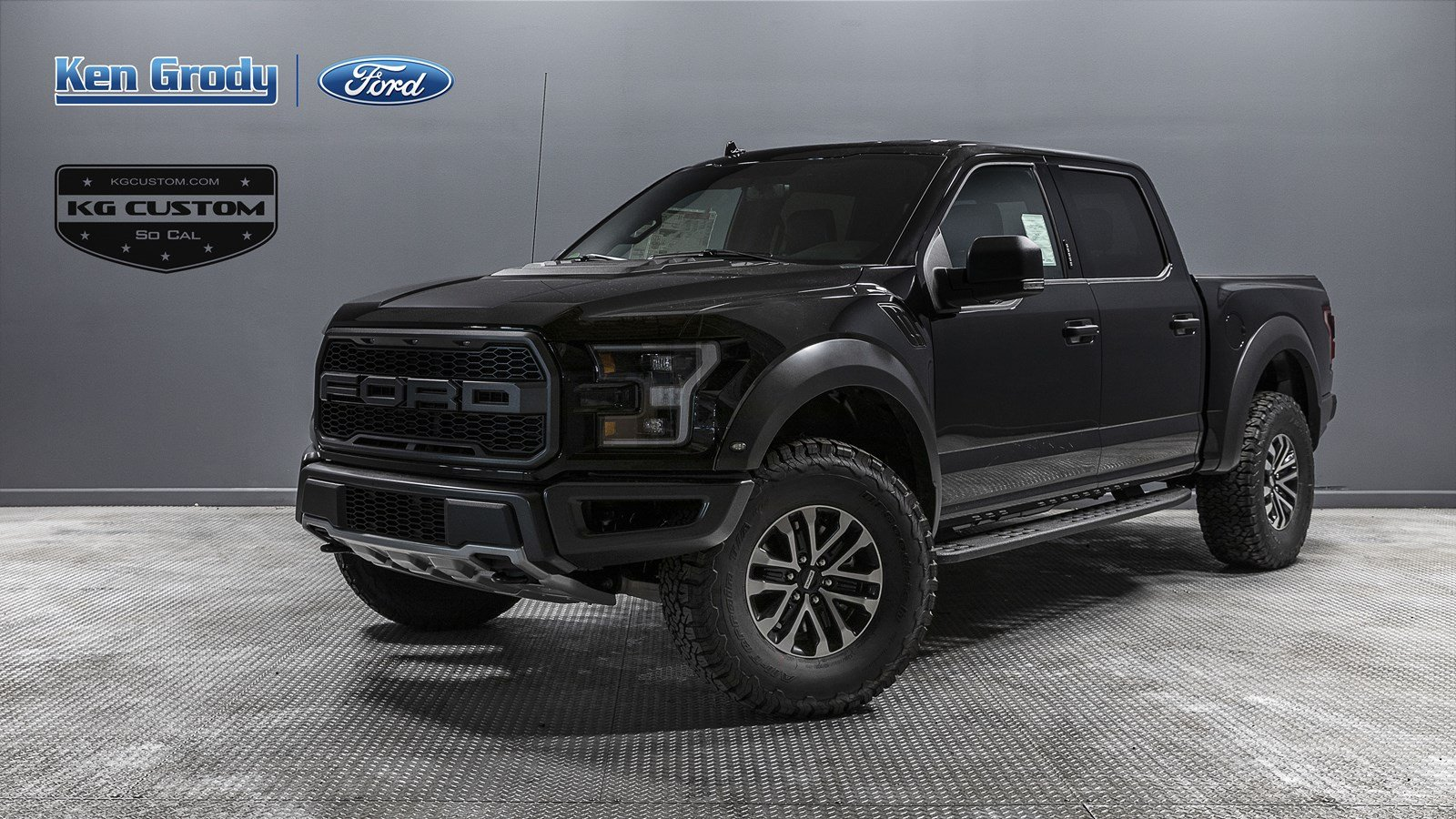 New 2020 Ford F-150 Raptor