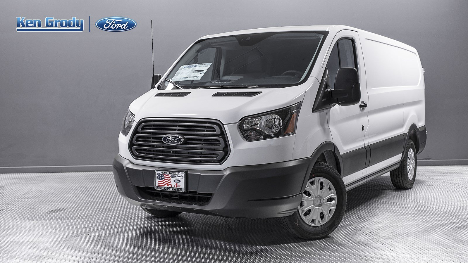 New 2019 Ford Transit Van Van
