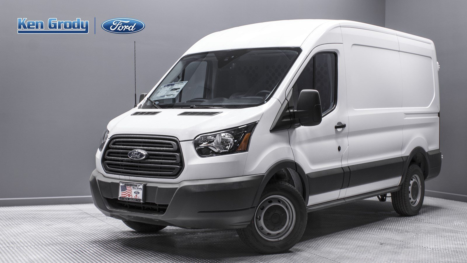 New 2017 Ford Transit Van XL Minivan Cargo in Buena Park 84628