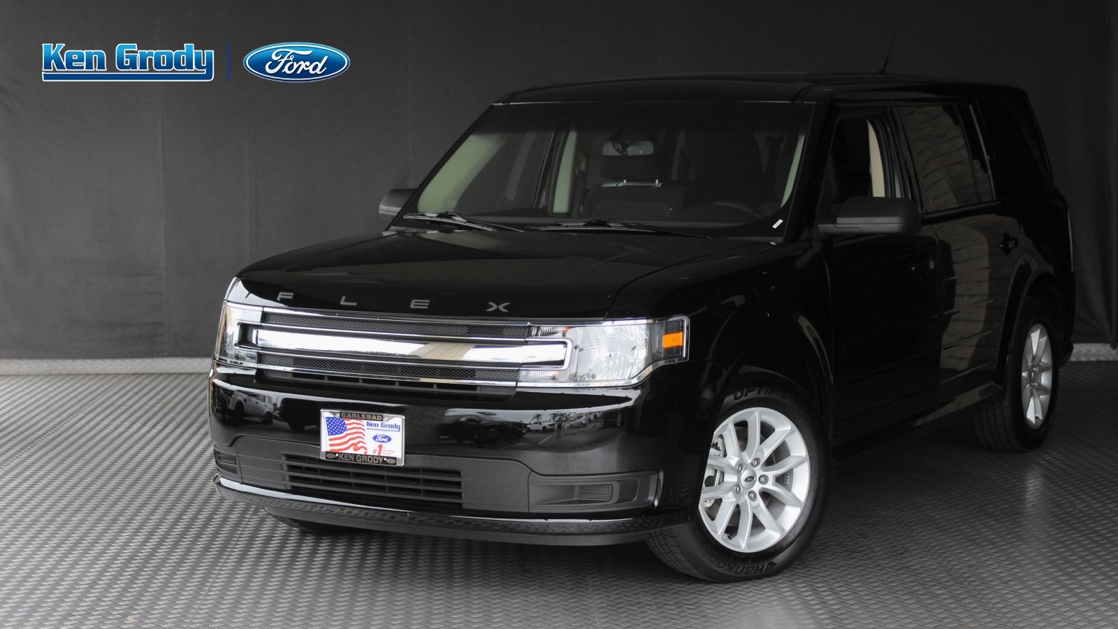 New 2018 ford flex se