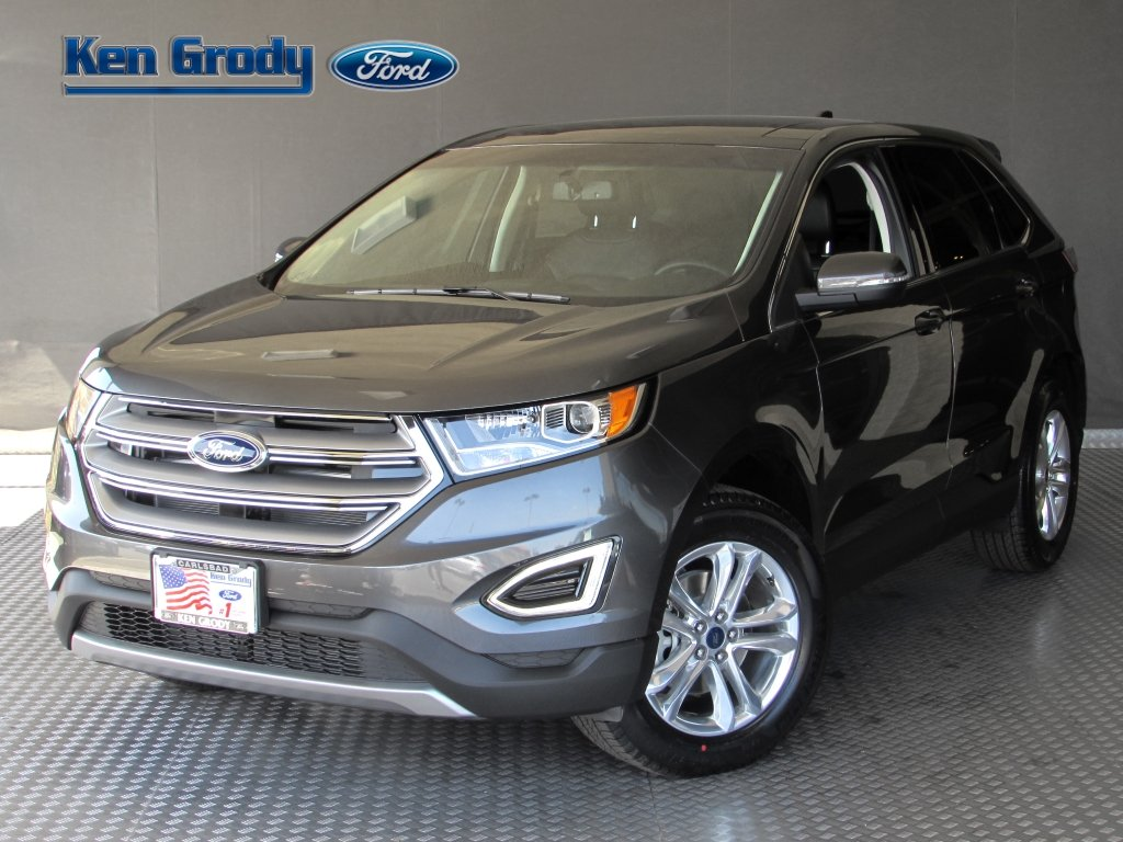 New 2017 Ford Edge SEL Sport Utility in Buena Park 88379  Ken
