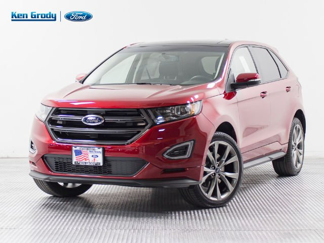 New 2017 Ford Edge Sport Sport Utility in Buena Park 84117  Ken