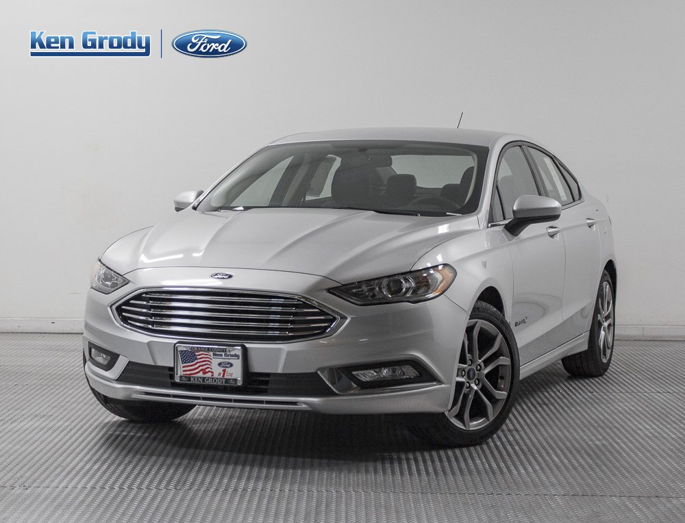New 2017 Ford Fusion Hybrid SE 4dr Car in Buena Park 84891  Ken