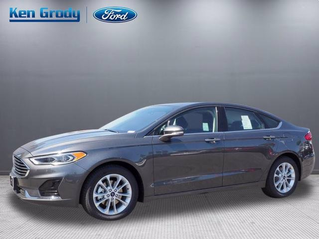 New 2020 Ford Fusion Hybrid SEL