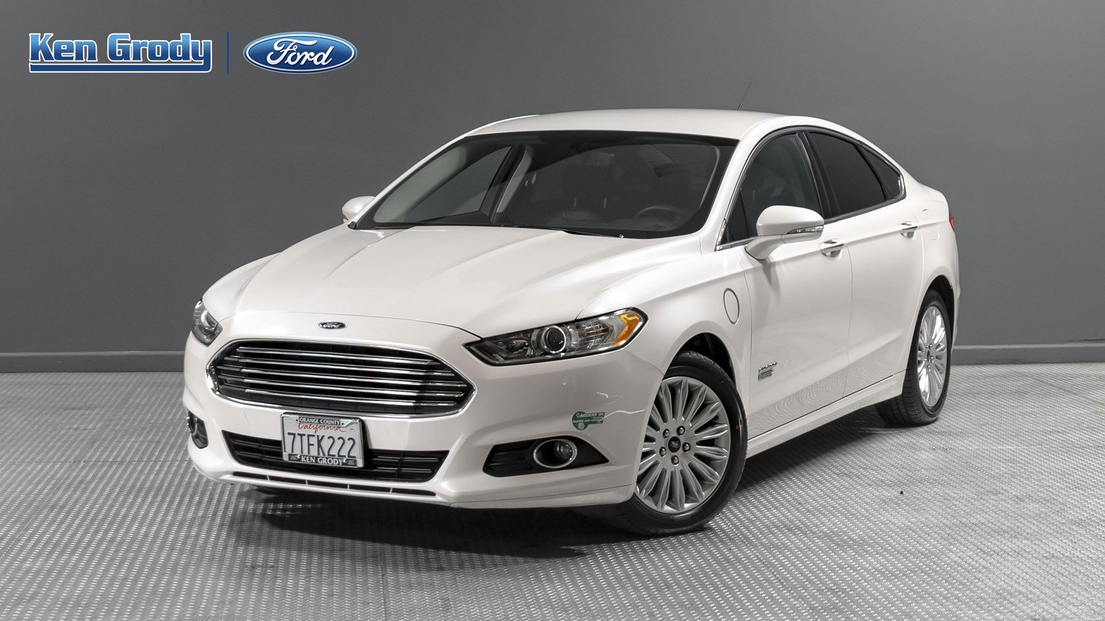 Certified Pre Owned 2016 Ford Fusion Energi Se Luxury