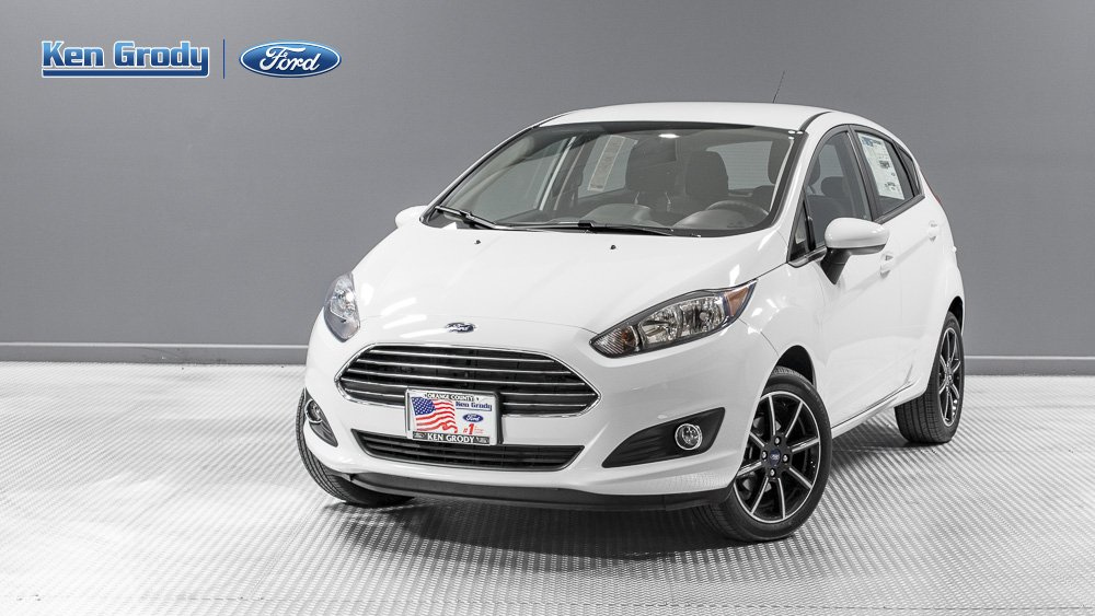 Ford Fiesta Hatchback >> New 2017 Ford Fiesta Se Hatchback In Buena Park 84989 Ken Grody