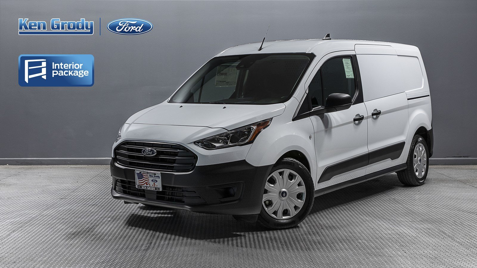 Transit Connect Van >> New 2019 Ford Transit Connect Van Xl Fwd Mini Van Cargo