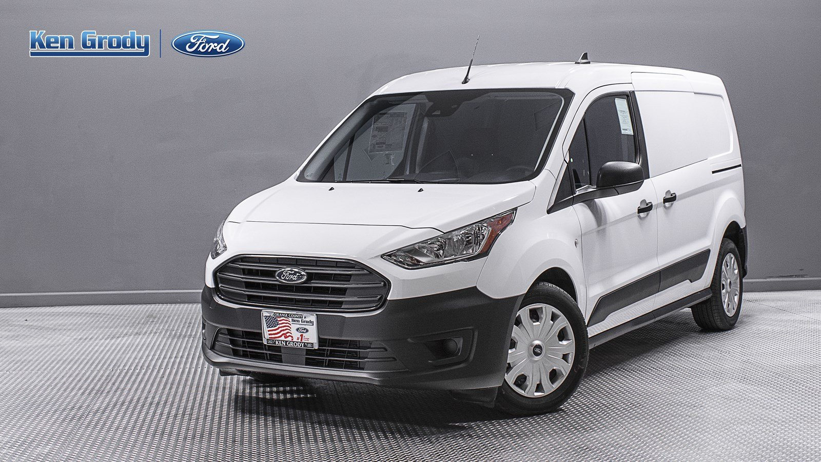 Transit Connect Van >> New 2020 Ford Transit Connect Van Xl Fwd Mini Van Cargo