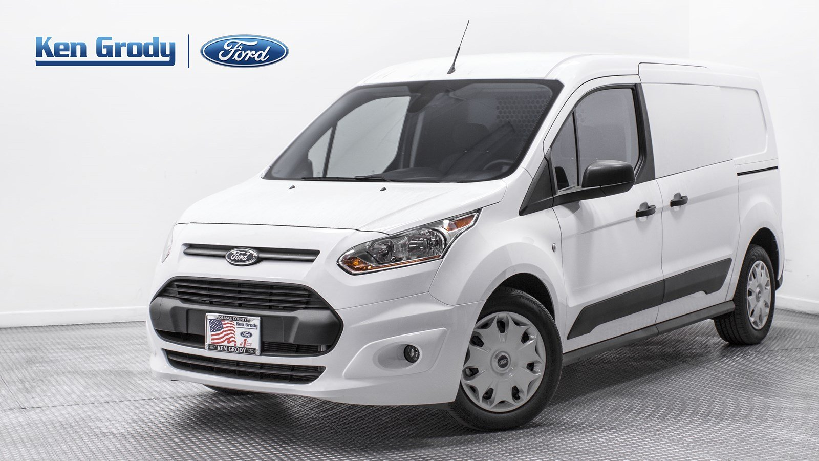 new 2017 ford transit connect van xlt mini van cargo in buena park 84766 ken grody ford. Black Bedroom Furniture Sets. Home Design Ideas