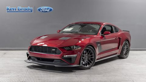 New 2019 Ford Mustang ROUSH Supercharged
