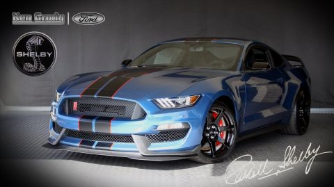 New 2019 Ford Mustang Shelby GT350R