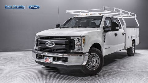New 2018 Ford Super Duty F-350 SRW XL
