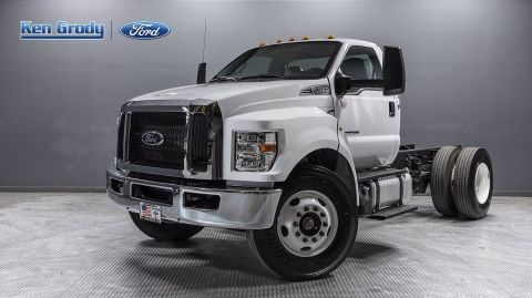 New 2021 Ford F650 HGT