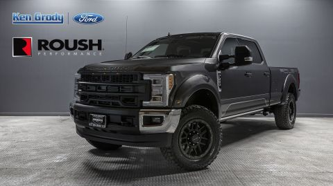 New 2019 Ford Super Duty F-350 SRW ROUSH