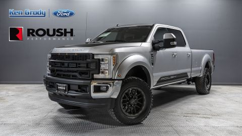 New 2019 Ford Super Duty F-350 SRW LARIAT ROUSH