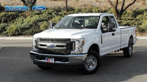 New 2018 Ford Super Duty F-250 SRW XL