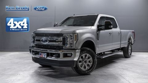 New 2019 Ford Super Duty F-350 SRW XLT
