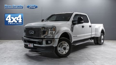 New 2020 Ford Super Duty F-450 DRW XLT
