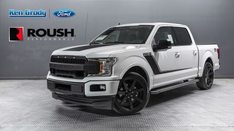 New 2019 Ford F-150 XLT ROUSH