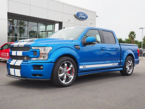 New 2019 Ford F-150 LARIAT SHELBY SUPER SNAKE