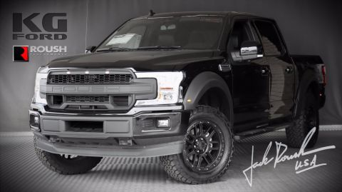 New 2020 Ford F-150 ROUSH 5.11 Tactical