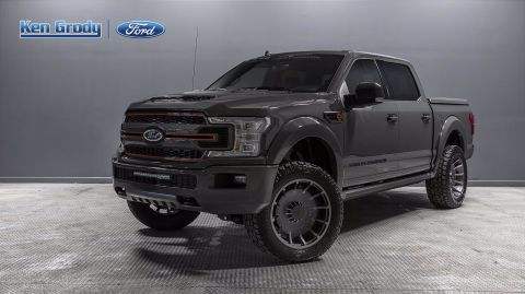 New 2019 Ford F-150 HARLEY-DAVIDSON