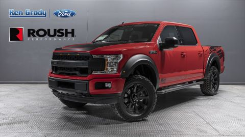 New 2019 Ford F-150 ROUSH