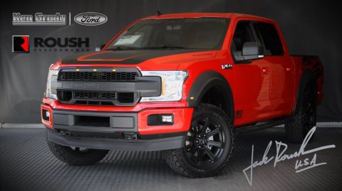 New 2019 Ford F-150 ROUSH Supercharged