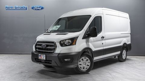 New 2020 Ford Transit Cargo Van