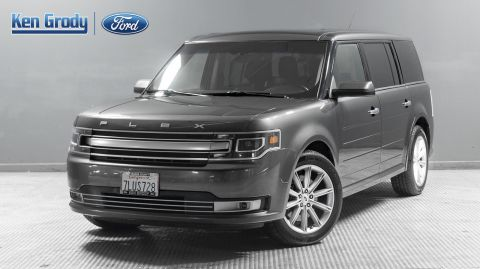 Certified Pre-Owned 2015 Ford Flex Limited